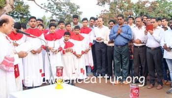 Novena and Statue Inauguration