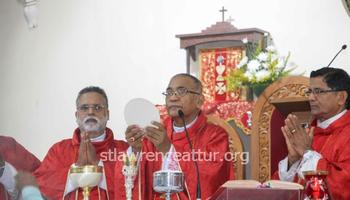 Karkala : Titular feast celebrated at St Lawrence Minor Basilica